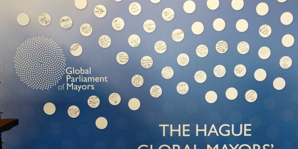 The Global Parliament of Mayors: How Cities Worldwide Contribute to Strengthening Democracy