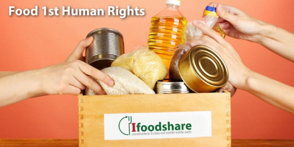 #share food rather than waste it!