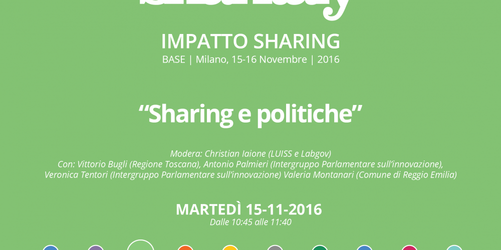 Get ready for Sharitaly 2016!