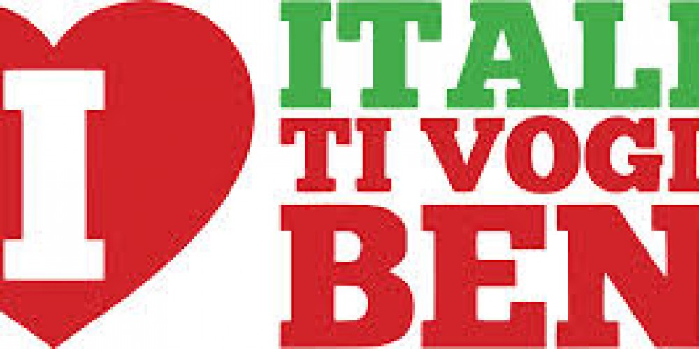 I love you Italy! A smart community that loves the Belpaese