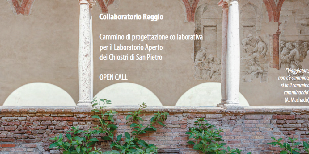 The next steps of the Reggio Emilia Open Lab