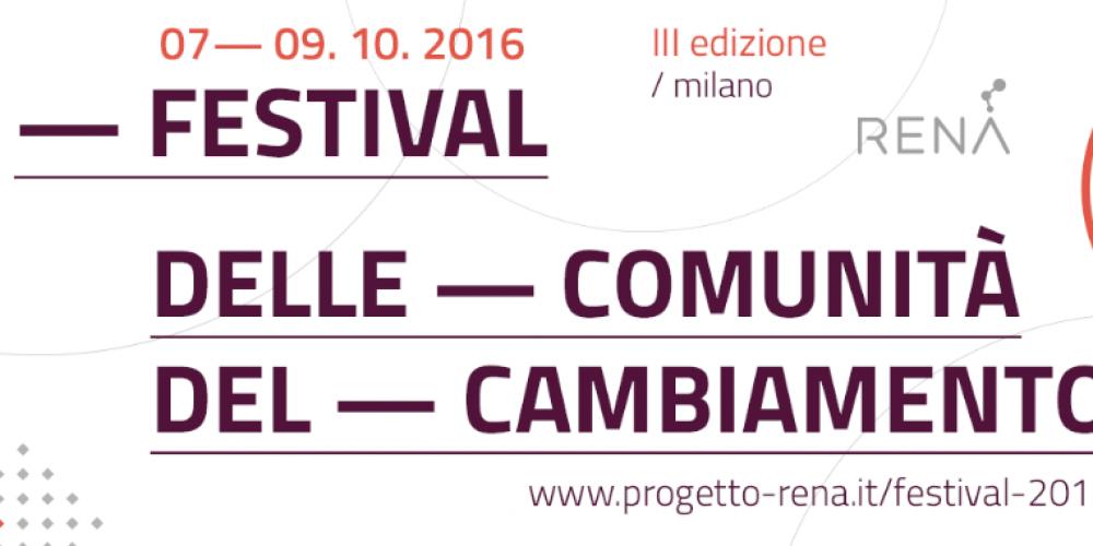 RENA – Festival delle Comunità del Cambiamento