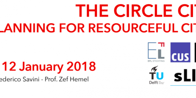 The Circle City: planning for resourceful cities