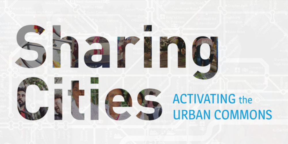 """Sharing Cities. Activating the Urban Commons"": a new publication by Shareable"