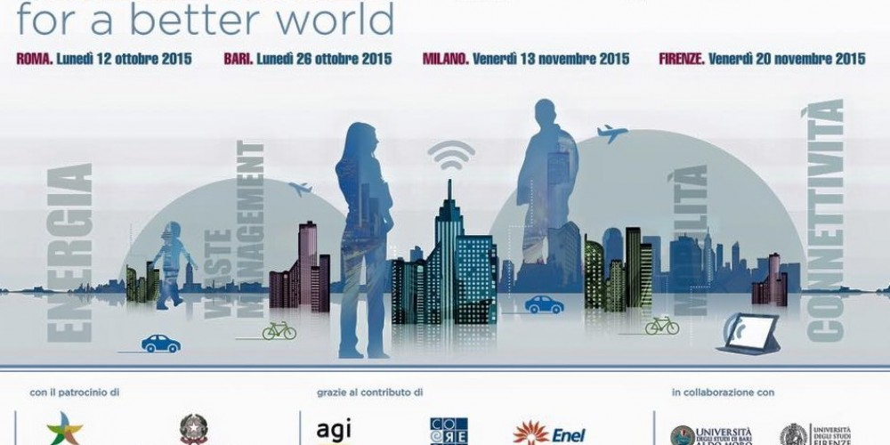 #smartcities for a #betterworld: We are looking ahead!