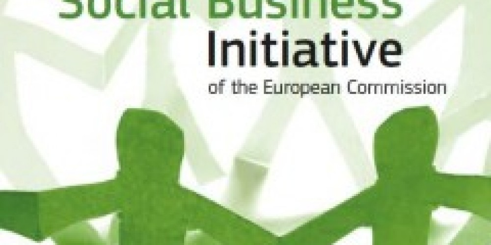 The Social Business Initiative: social enterprises into the foreground