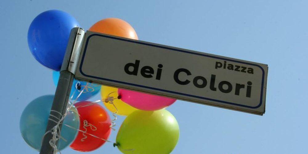 Piazza dei Colori, Bologna, 27-28 June 2016