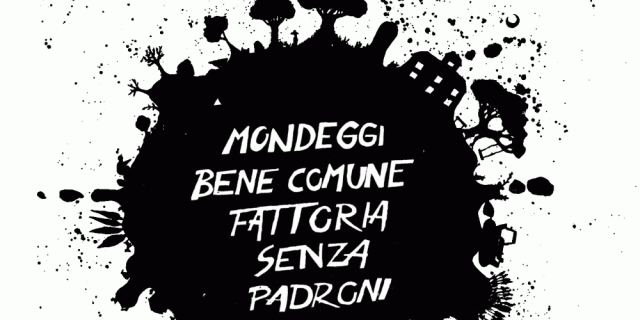 The Mondeggi Bene Comune Initiative