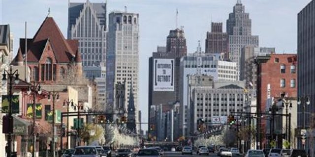 A tale of two cities: Detroit, between collapse and renaissance