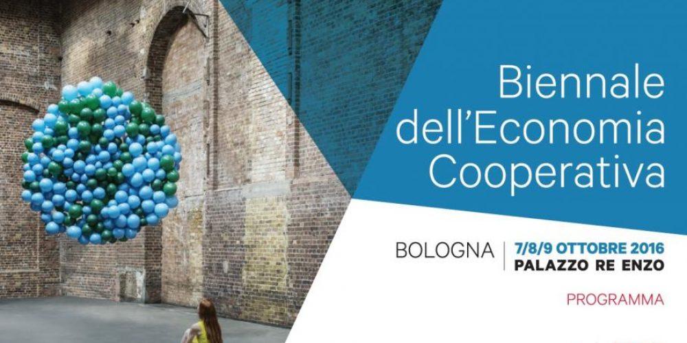 Happening in Bologna: Biennale dell'Economia Cooperativa!