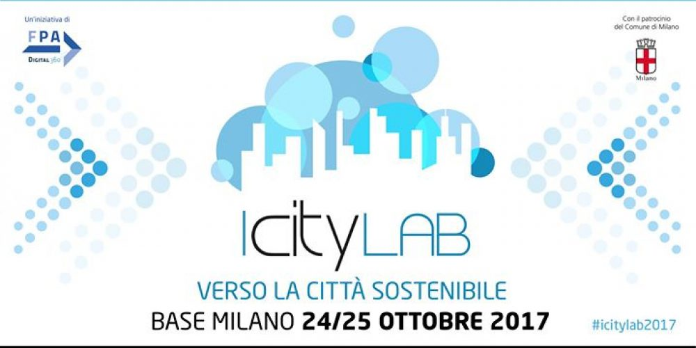 ICity Lab 2017 in Milan