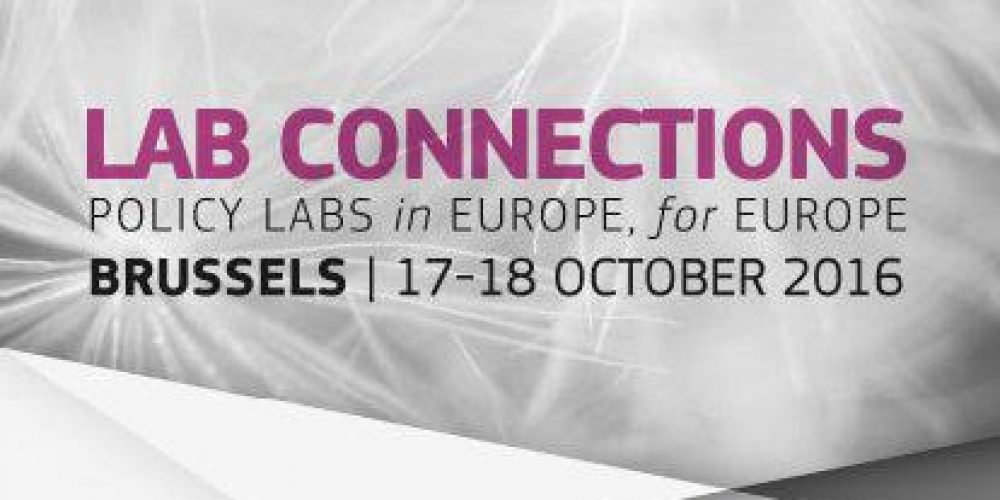 Explore, Experiment, Experience, Expand: Lab Connections, Policy Labs in Europe, for Europe