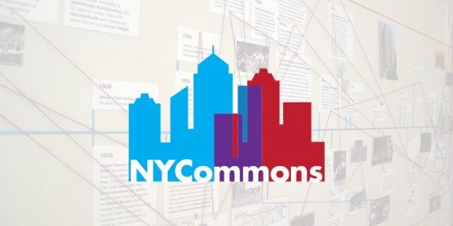 NYCommons: A Tool To Help Grassroots Groups