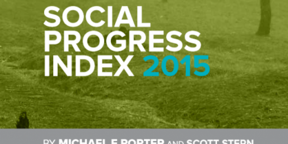 The Social Progress Index. The turning point?