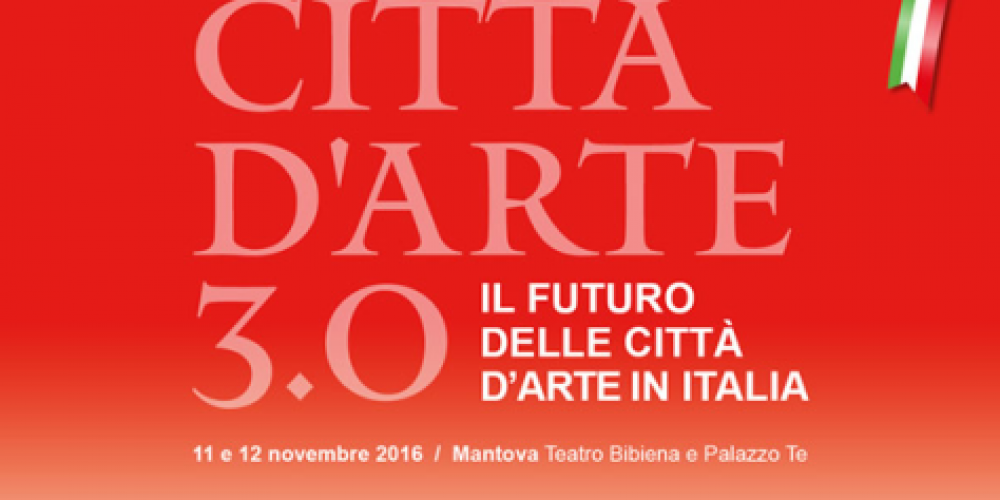 "Cities of Art 3.0: the future of the Italian ""Cities of Art"""