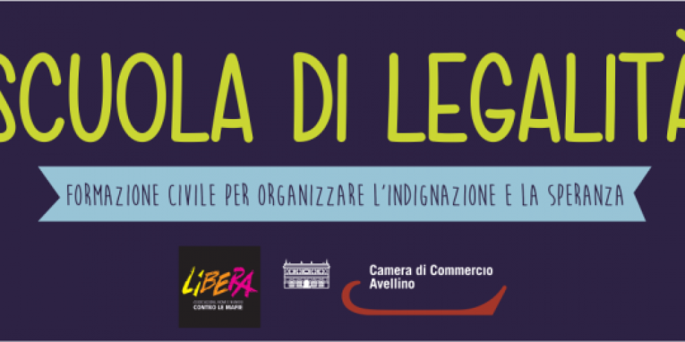 Scuola di Legalità: a civic training process taking place in Avellino