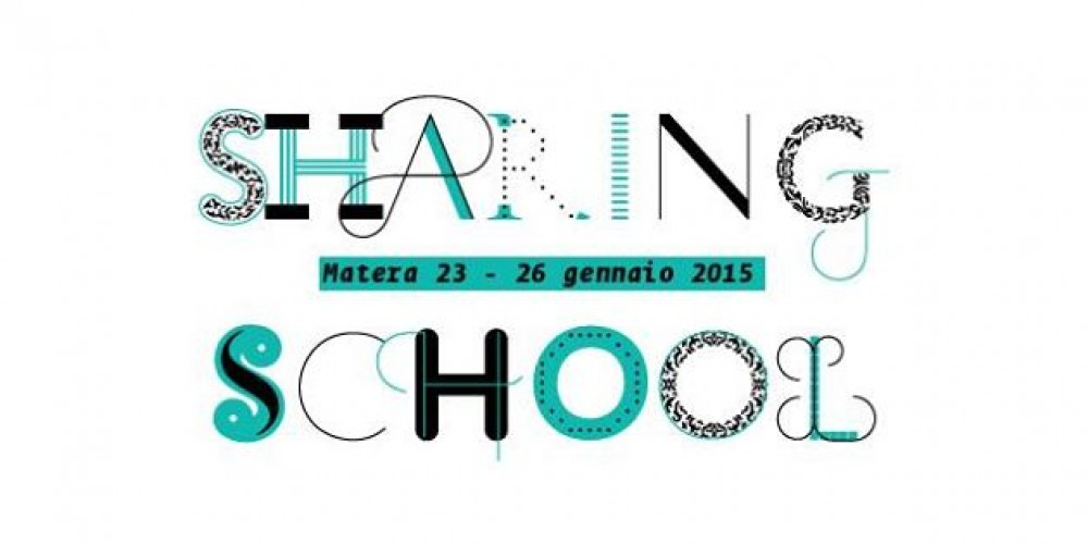 Italian collaborative cities launch from Rome the Matera Sharing School