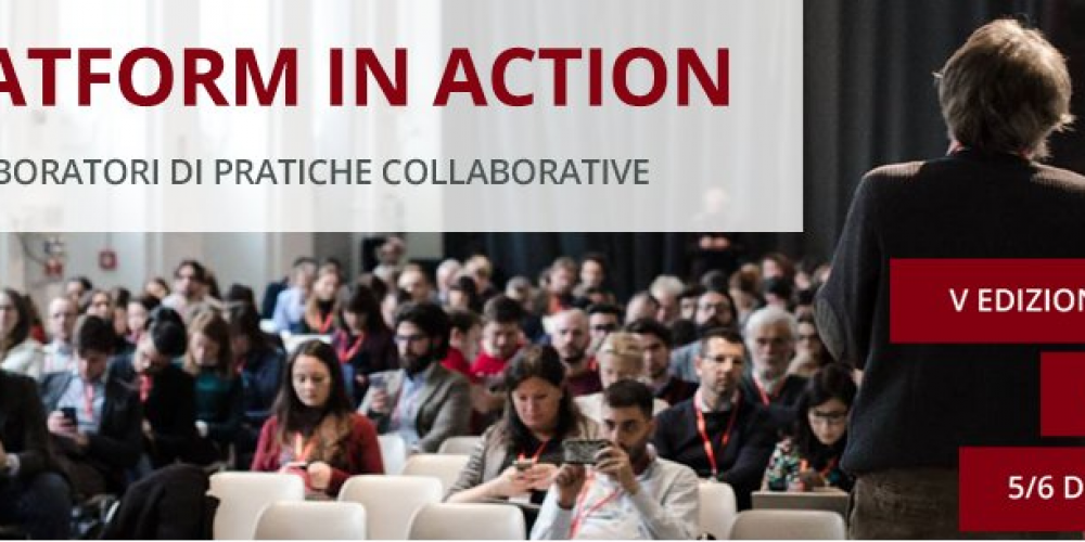 Sharitaly 2017: Platforms in action